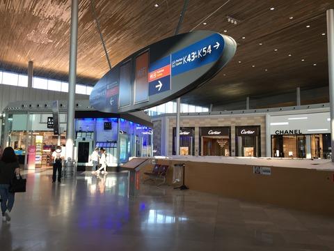 パリCDG空港 (13)