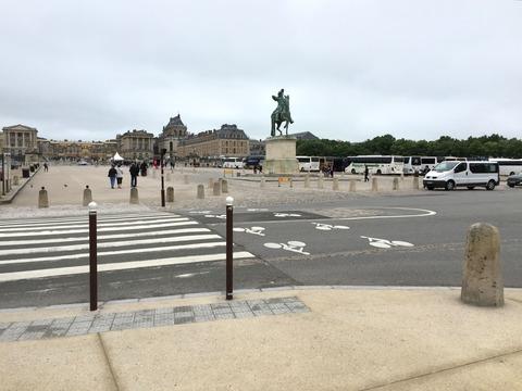 ヴェルサイユ宮殿アクセス (4)
