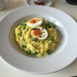 イギリス料理は美味い!インド由来のカレーピラフ「ケジャリー」の食べられるカフェALBION