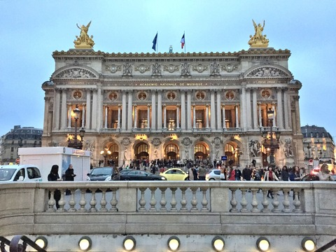 パリ国立オペラ座ガルニエ (20)