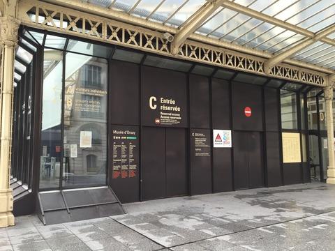 パリの美術館が軒並みクローズ! (2)