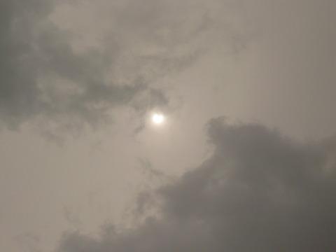 2009屋久島 皆既日食 (3)