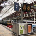 ロンドン・パディントン駅に到着!地下鉄乗り換え導線を見る
