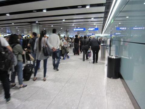 ロンドン入国審査 (10)
