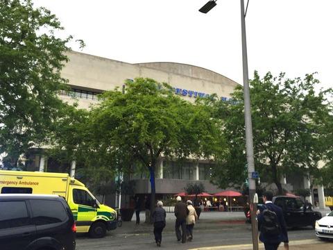 ロイヤルフェスティバルホール (5)