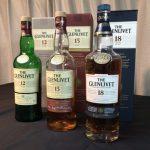 ウイスキーの12年・15年・18年はどれくらい味が変わるのか?「グレンリヴェット」で比較してみる
