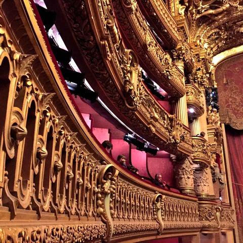 パリ国立オペラ座ガルニエ (13)