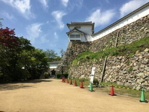 姫路城 平成の大改修 (10)