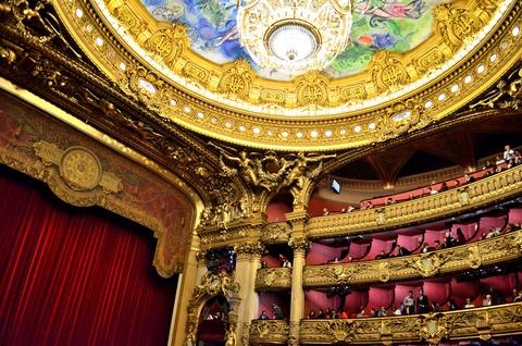 パリ国立オペラ座ガルニエ (5)