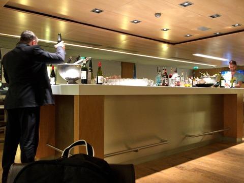パリAir France Lounge (26)