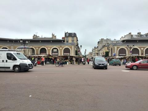 ヴェルサイユ宮殿マルシェ (4)
