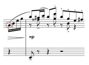 Mendelssohn Violin Concerto Piano solo (2)