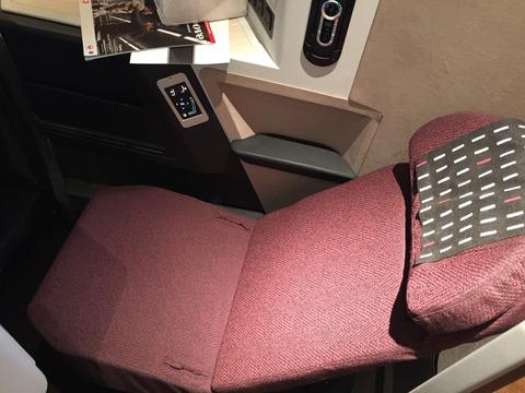JAL Sky Suite 3 Business class (9)