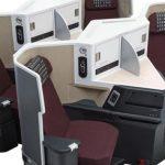 JAL新型ビジネスクラス「Sky Suite Ⅲ」は、まさかのヘリンボーン式!