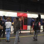衝撃の汚さ…悪臭漂うパリの地下鉄-パリ北駅からRERに乗ってホテルへ向かう
