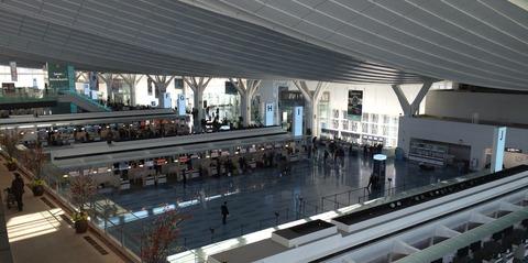 羽田空港国際線T