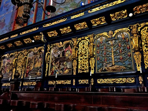 クラクフ聖マリア大聖堂 (4)