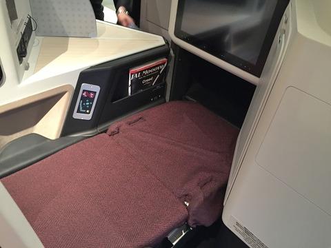 JAL Sky Suite 3 Business class (26)