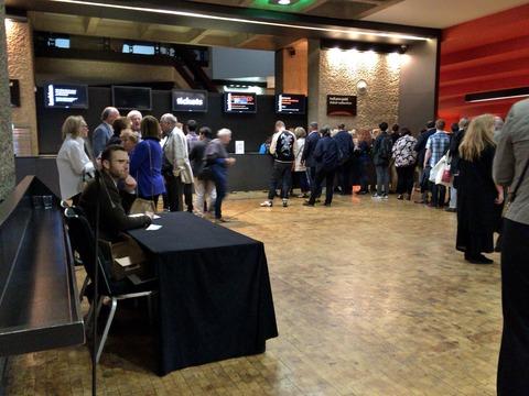 Barbican Hallでコンサート! (14)