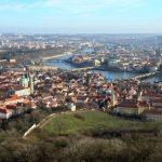 """プラハの街並みを見下ろす展望台""""エッフェル塔""""へ行ってみた!"""