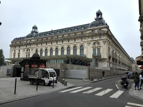 パリの美術館が軒並みクローズ! (1)