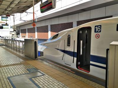 東京駅 新幹線 (2)