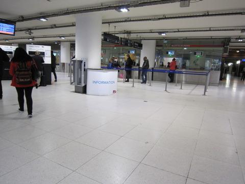 パリ北駅からCDGアクセス (1)