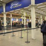 ロンドンSt Pancrasからユーロスターに乗車!イギリス出国審査とフランス入国審査