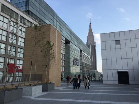 新宿駅南口ミライナタワー (16)