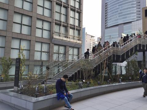 新宿駅南口ミライナタワー (13)