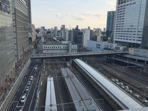 新宿駅南口ミライナタワー (19)