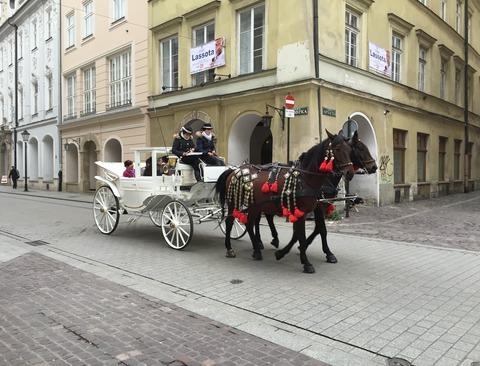ポーランド クラクフ