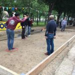 歩行者天国で見つけたフランス発祥の球技に注目!第一日曜日のシャンゼリゼ通りを歩く