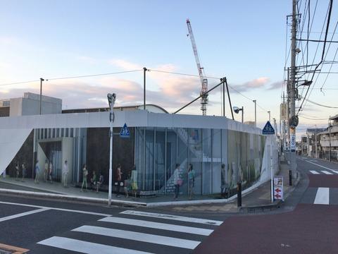 """武蔵野音楽大学""""江古田新キャンパス"""" (7)"""