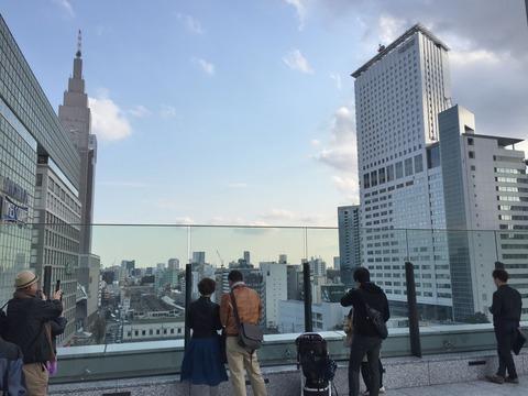 新宿駅南口ミライナタワー (17)