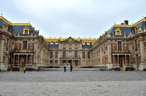 ヴェルサイユ宮殿 (1)