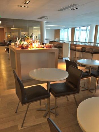 パリAir France Lounge (2)