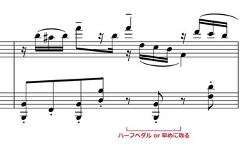 「真田丸」ピアノ編曲解説 (3)
