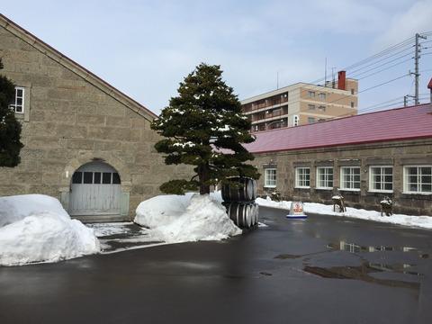 ニッカウヰスキー工場 (5)
