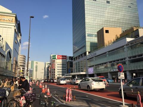 新宿駅南口ミライナタワー (4)