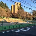 東京音楽大学【中目黒】新キャンパス予定地を見に行く。