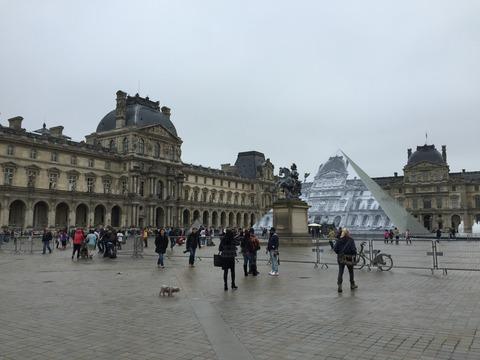 パリの美術館が軒並みクローズ! (9)