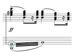 Mendelssohn Violin Concerto Piano solo (4)