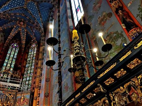 クラクフ聖マリア大聖堂 (3)